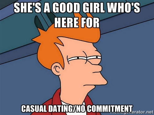 modern casual dating rules