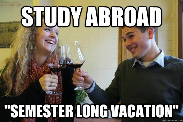 dating abroad in college