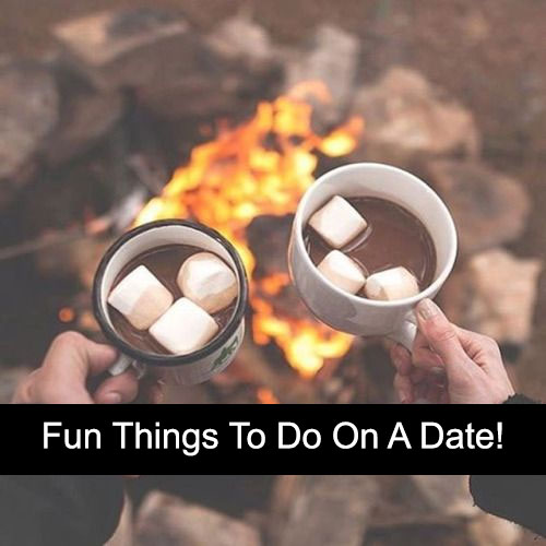Fun Things To Do On A Date