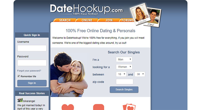 datehookup reviews