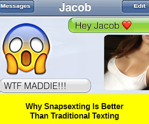 Sexting vs Texting