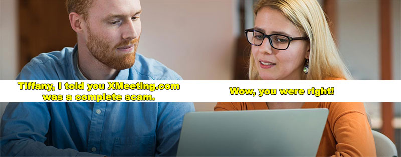 Xmeeting Scam