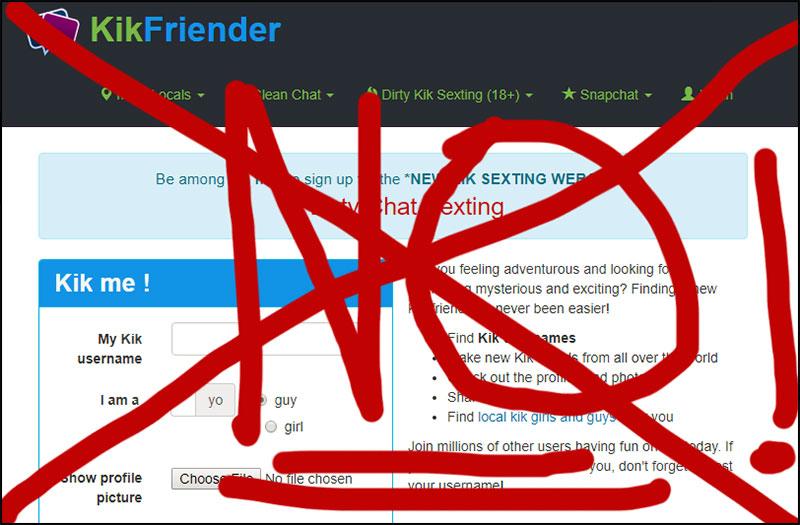 kikfriender app