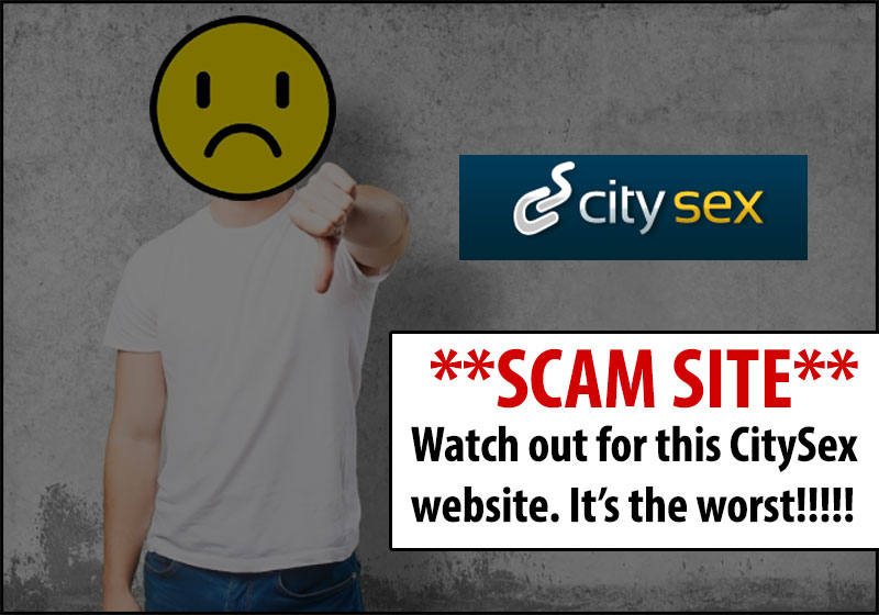 citysex.com website