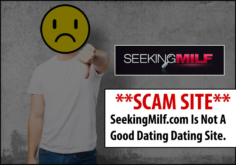 SeekingMilf dating review