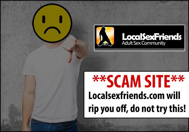 LocalSexFriends.com Site