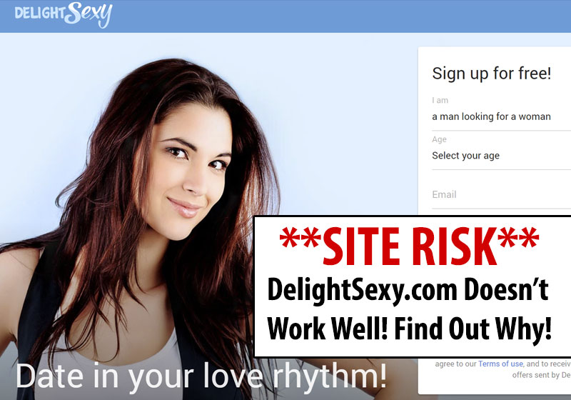 Delight Sexy Homepage